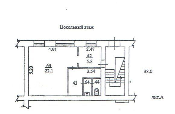 Ленинградская 74 поз 42-44,63,64